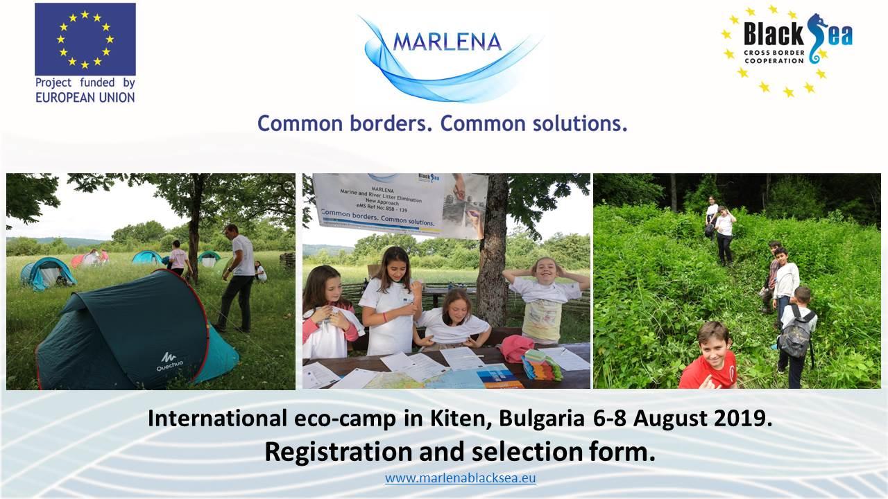 INTERNATIONAL CHILDREN ECO CAMP REGISTRATIONS STARTED