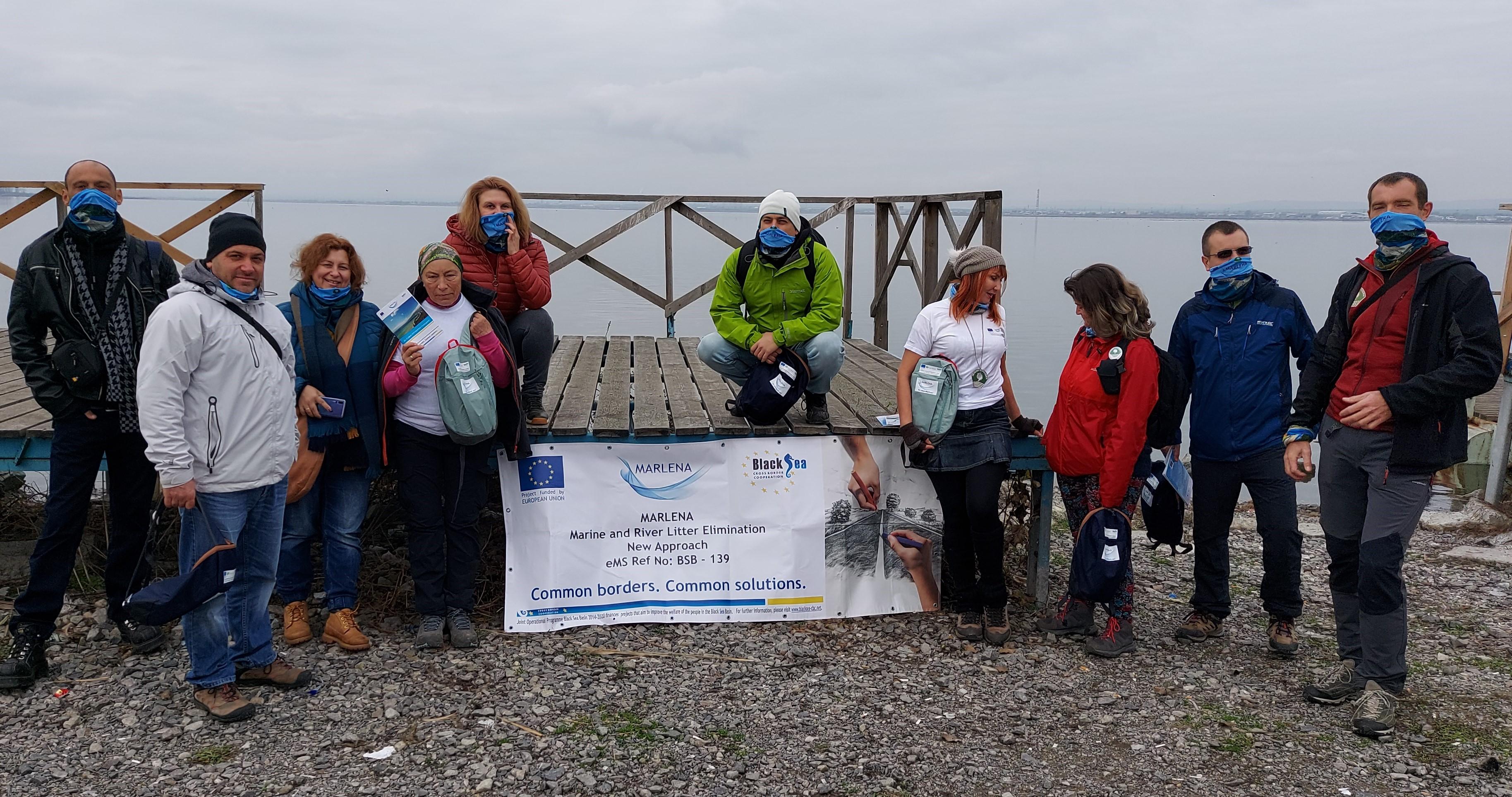 Study visits in Burgas region: Good waste management practices